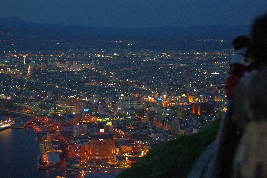 函館夜景‐0905