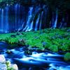 詩に詠まるる滝