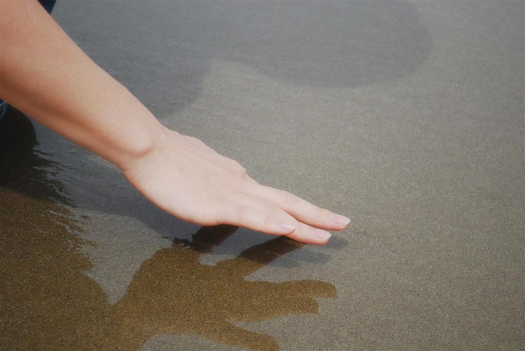 砂のキャンバス