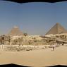 OLYMPUS E-410で撮影した風景(ピラミッド)の写真(画像)