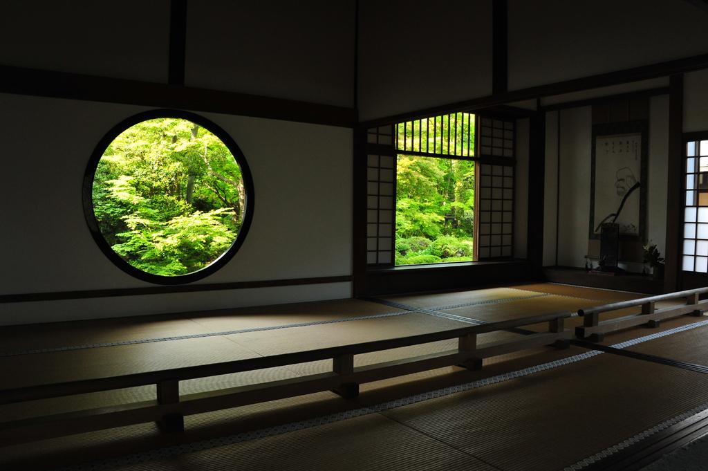 悟りの窓・迷いの窓