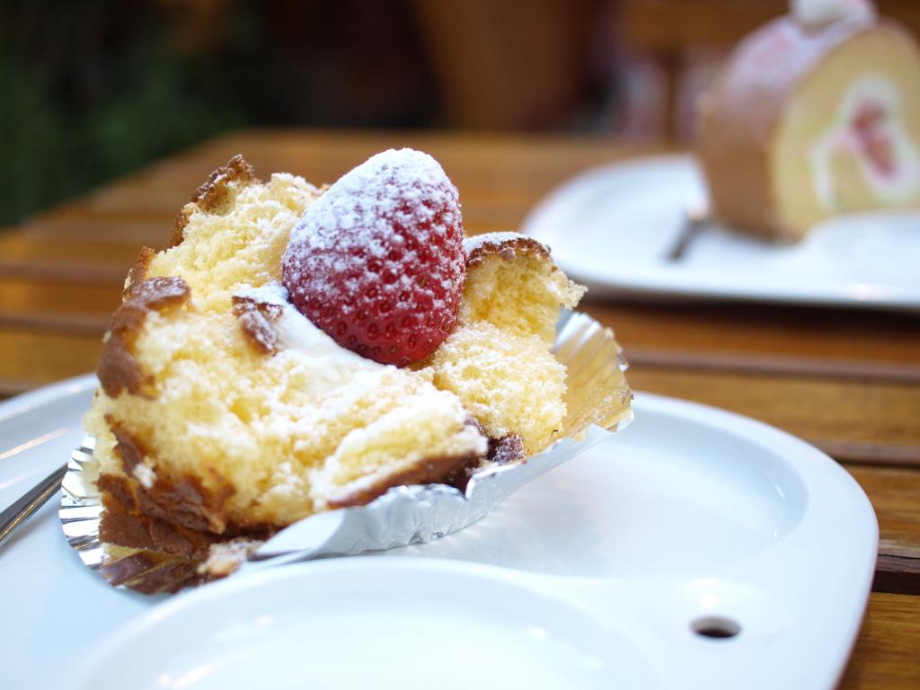 ざくろという名のケーキ