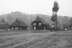 なつかしい日本家屋