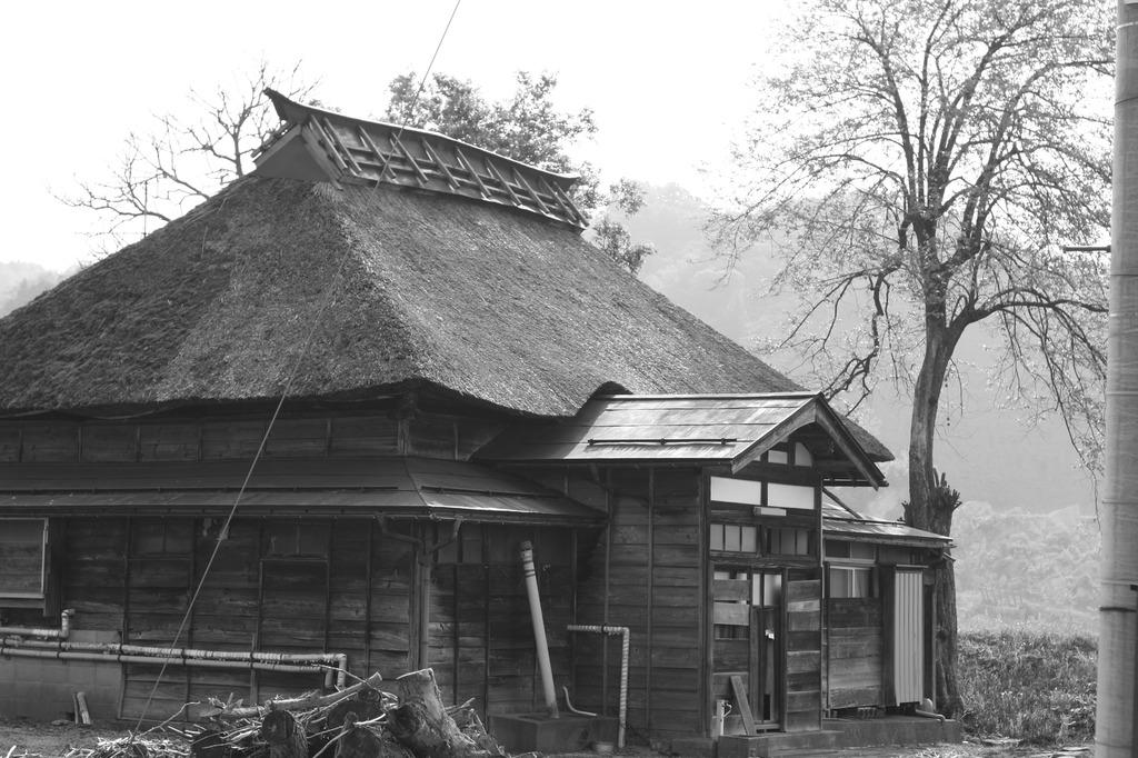 越後の古民家