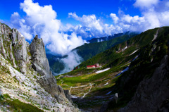 Valley of Alps
