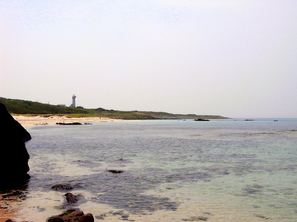 ある島の海岸