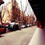 バルセロナ市内