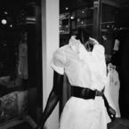 RICOH リコー GR1sで撮影したインテリア・オブジェクト(A Woman in White)の写真(画像)