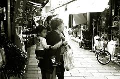 祭りの日に - Old Friends 17 -
