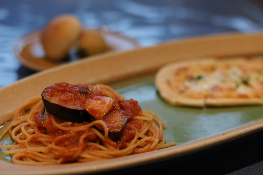 お昼はイタリアン