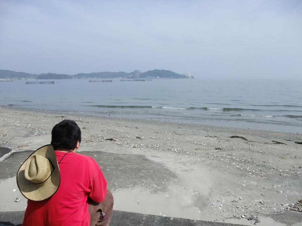 黄昏 〜あの島に行きたい〜