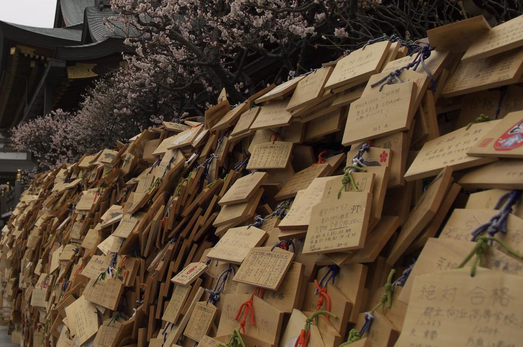 絵馬 2009春 湯島天神