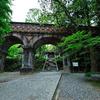 疏水と南禅院