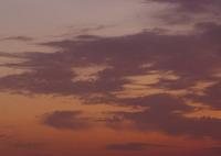 PENTAX PENTAX *ist DSで撮影した風景(三日月)の写真(画像)