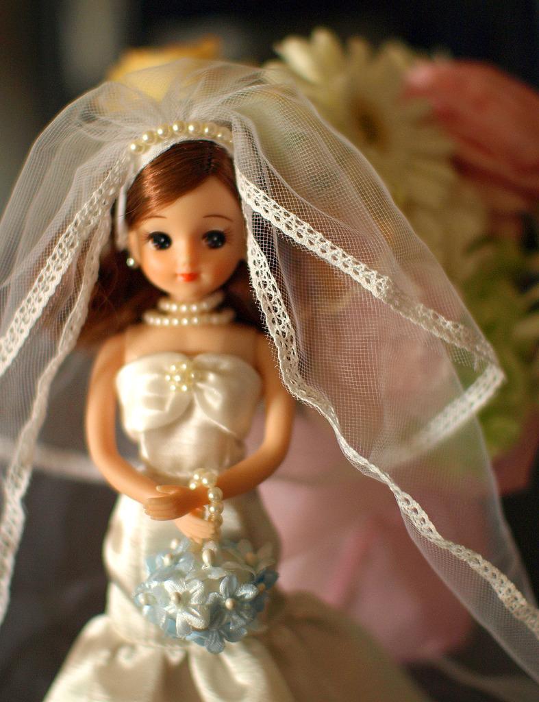 Wedding Licca