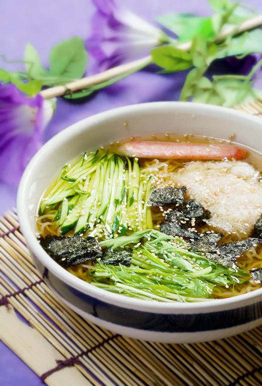 魚一冷やしスープ麺-2140