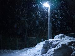 雪の夜-1040036