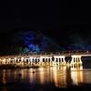 嵐山花灯路(渡月橋)
