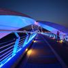 南國の蒼い橋