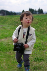 田舎ッペ!カメラマン参上!?