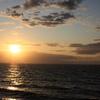 北放浪 オホーツク海夕景