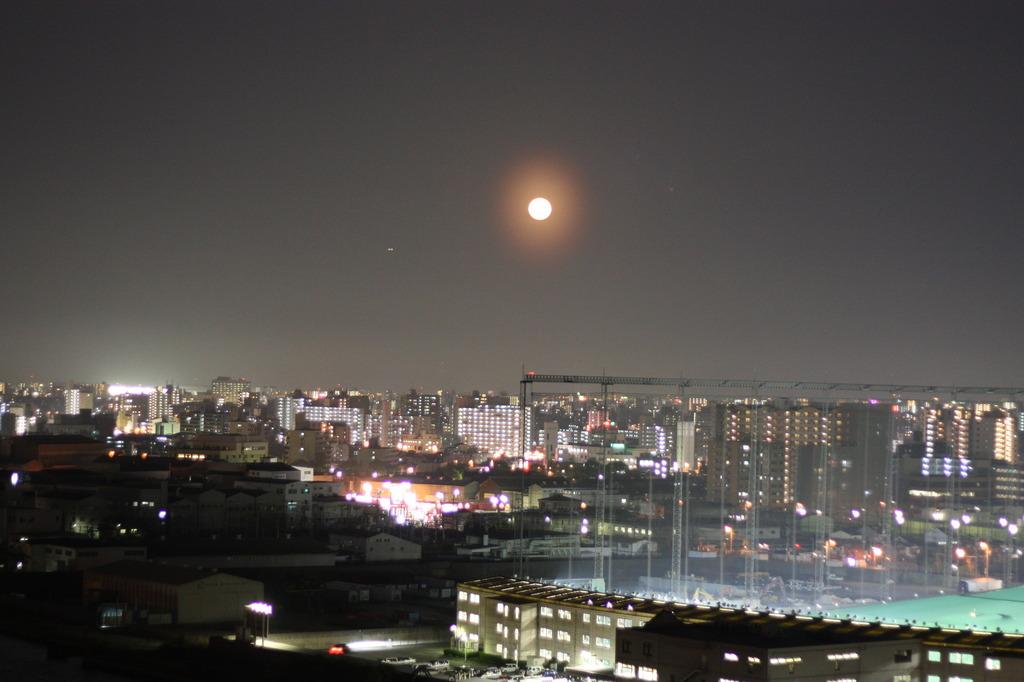 2009年4月10日満月