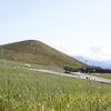 モエレ沼公園にて_モエレ山