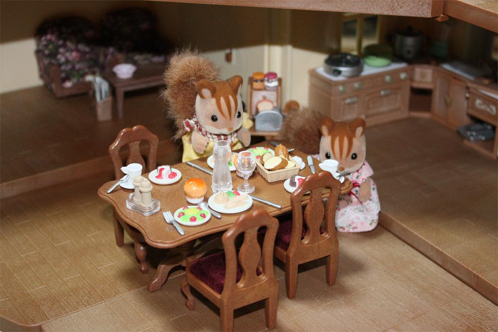 最初の晩餐