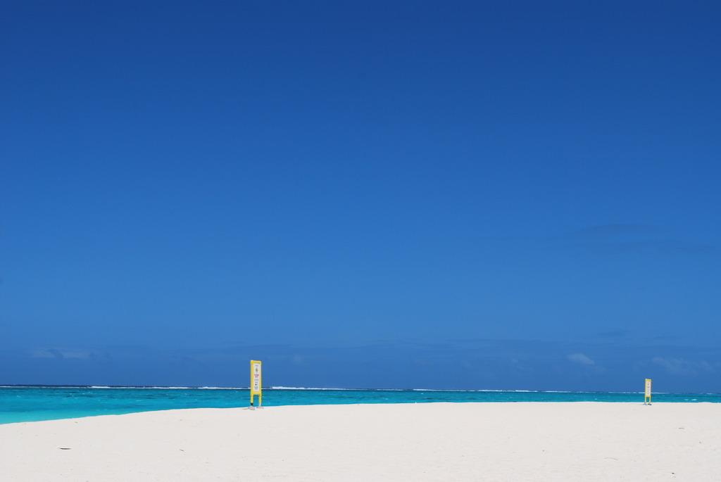 青い空☆青い海