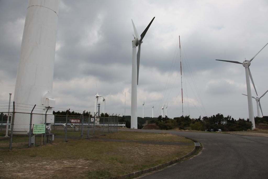 超巨大扇風機