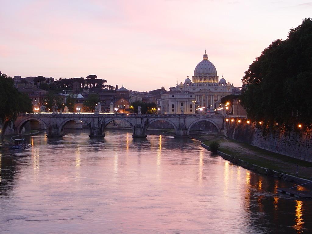 Citta del Vaticano Rome, Italy