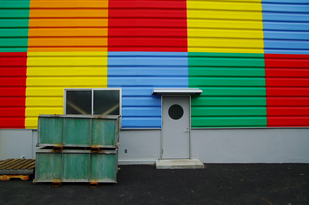 カラフル倉庫