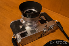 50's & 60's  Leica