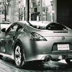NIKON FフォトミックFTNで撮影した乗り物(Z-Car)の写真(画像)