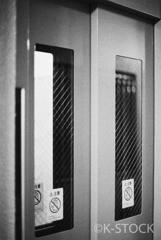 憂鬱なエレベーター