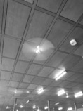 CEILING WITH A PROPELLER