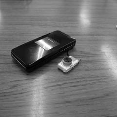 カメラ付き携帯