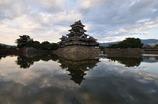 堂々たる松本城