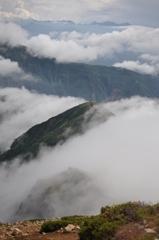 後立山連峰