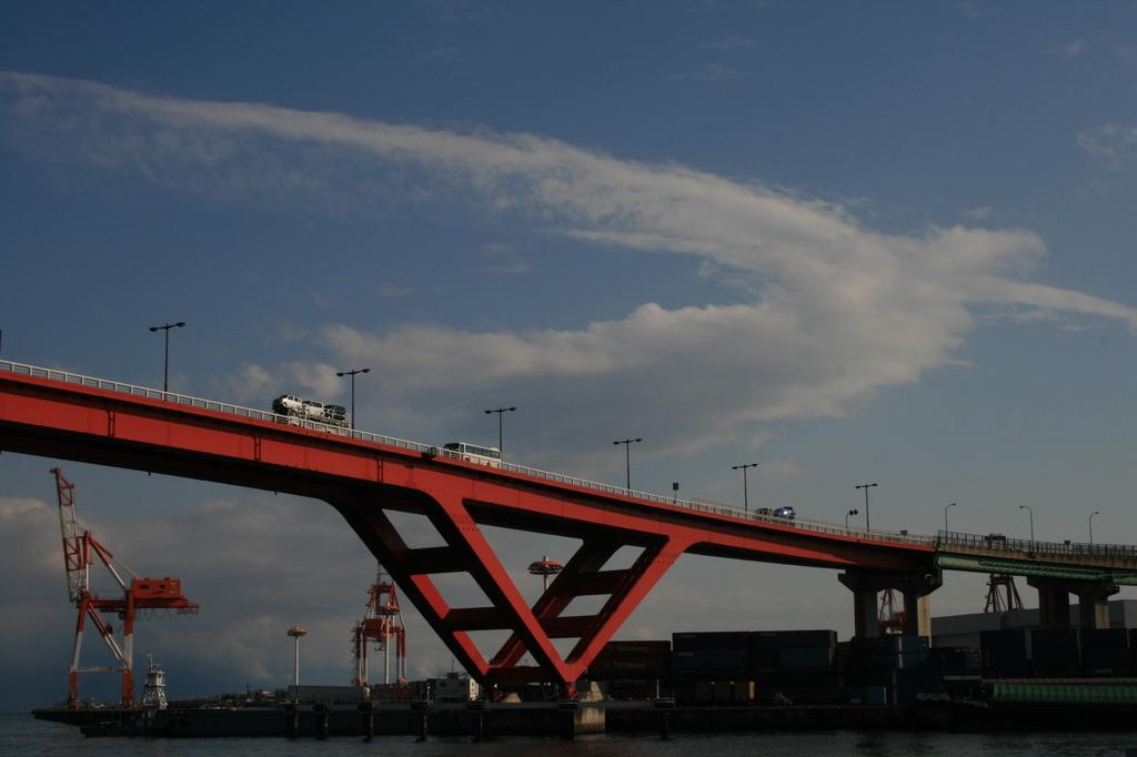 素敵な雲と空
