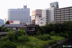 7年前の駅前旅館