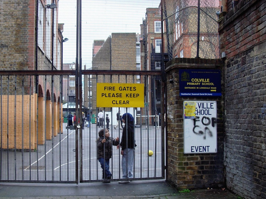 ロンドンの街角スナップ