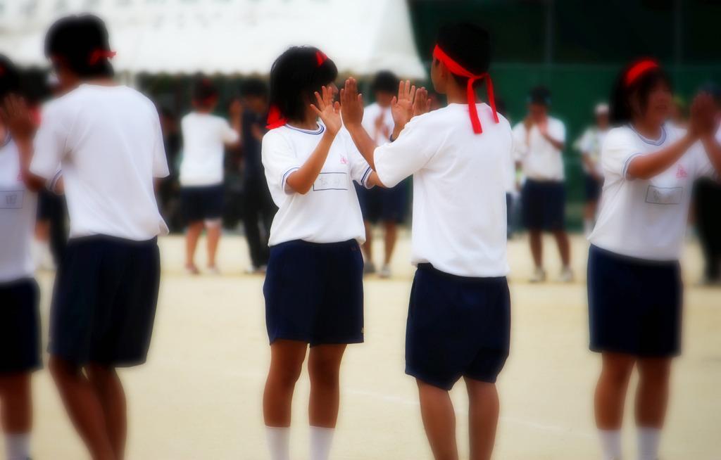 フォークダンス♪