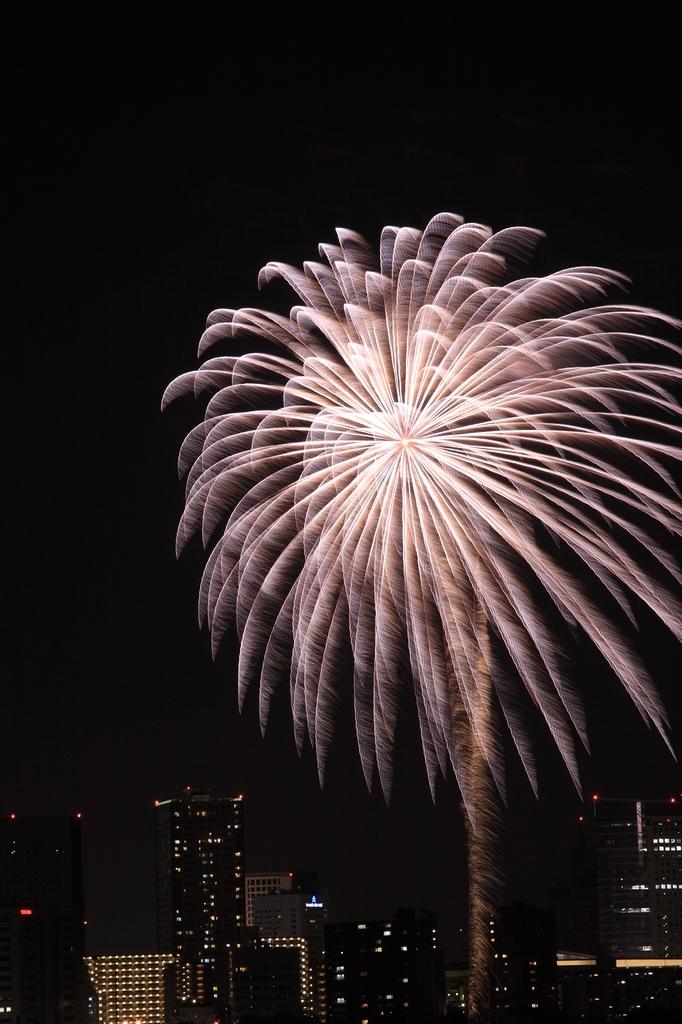 大田区平和都市宣言記念花火の祭典