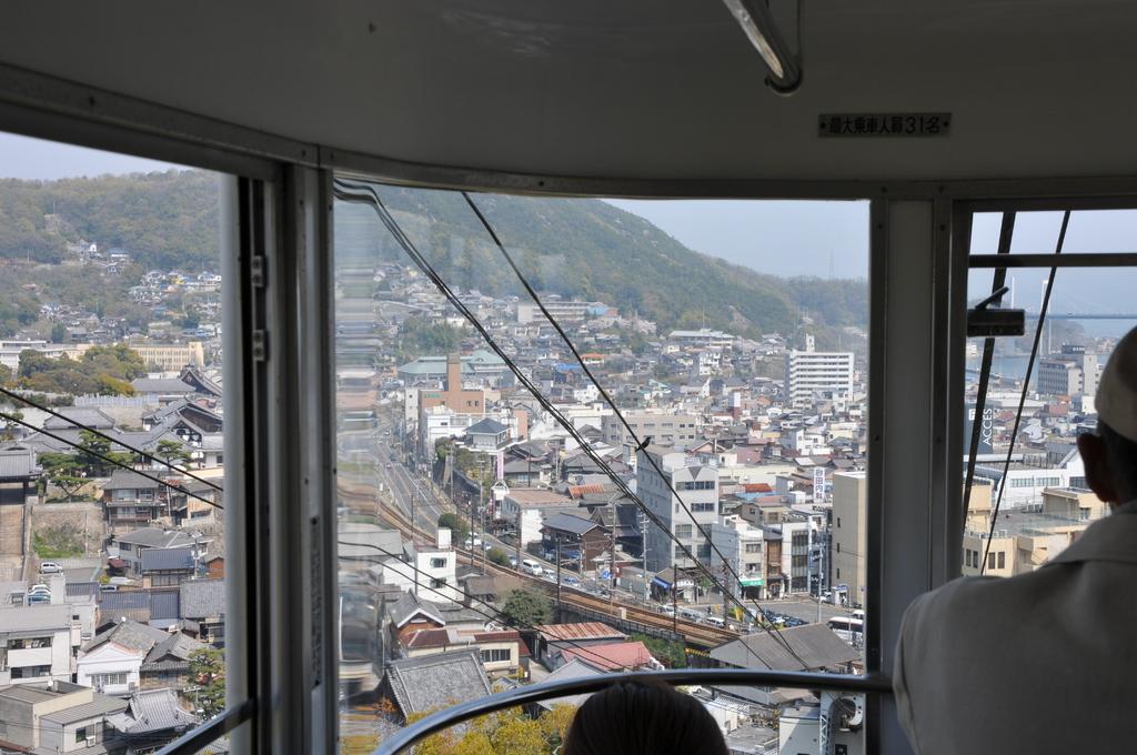 尾道~千光寺公園へ
