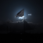 CANON Canon EOS 5D Mark IIIで撮影した(黒旗)の写真(画像)