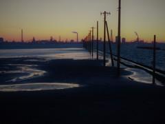 江川海岸④