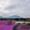 2つの富士山