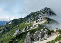CANON Canon EOS 5D Mark IVで撮影した(燕岳)の写真(画像)