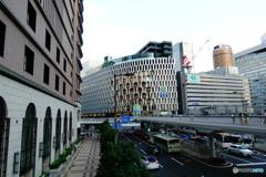 梅田 新旧・阪神百貨店